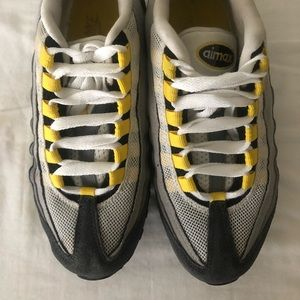 Nike Max 95 Running Shoes Size 5.5